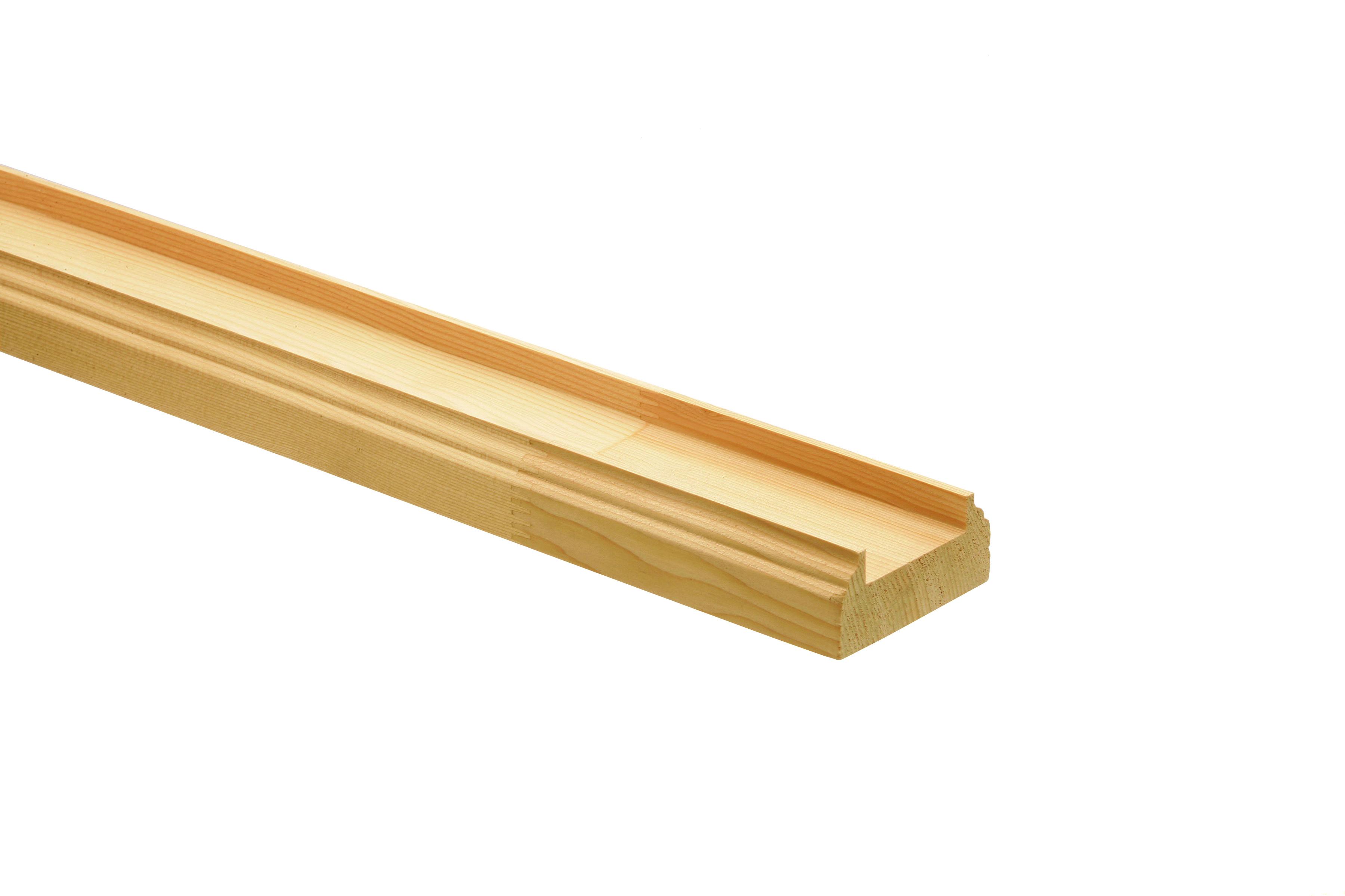 1 Hemlock Baserail 3600 32
