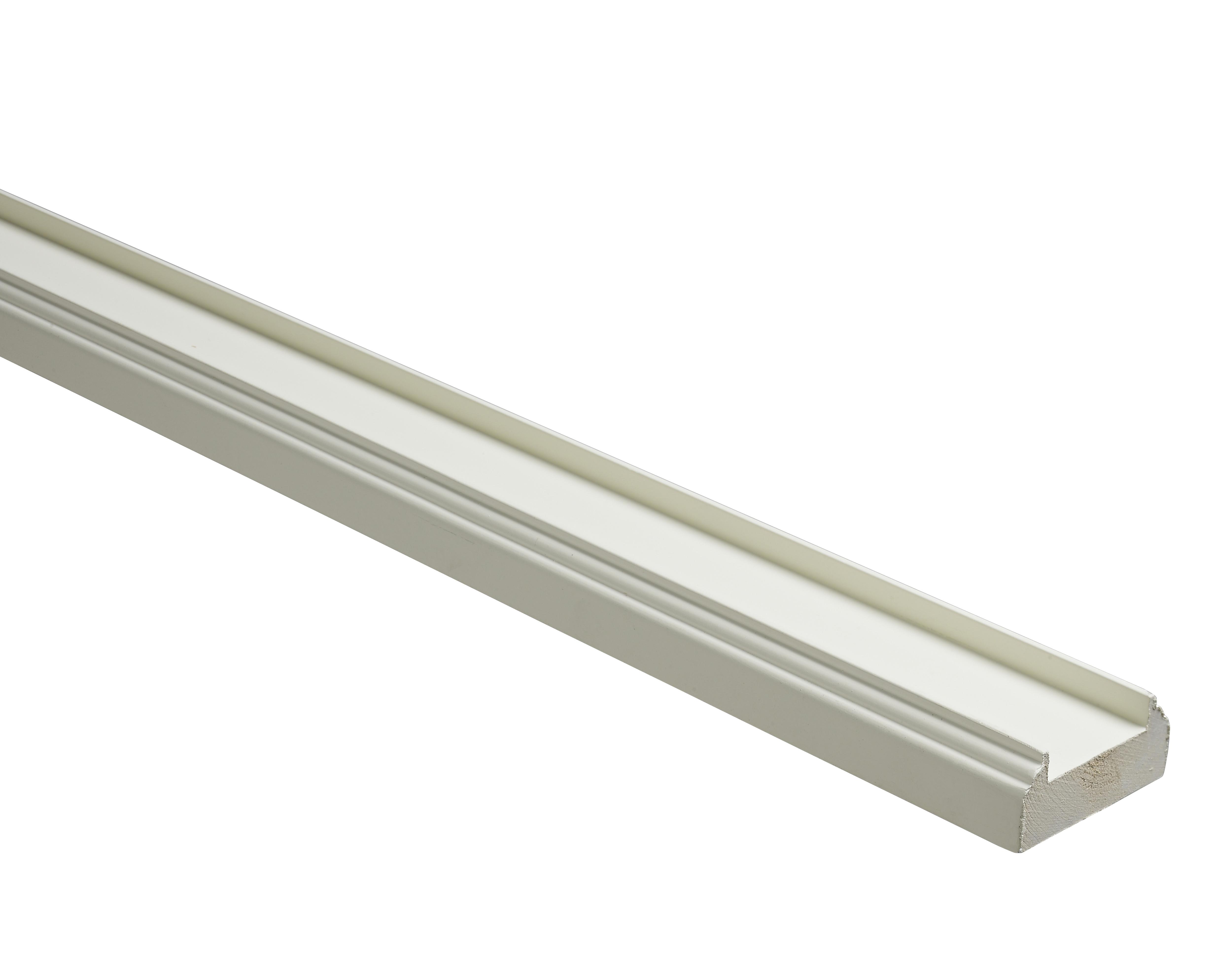 1 White Baserail Prof 3600 41