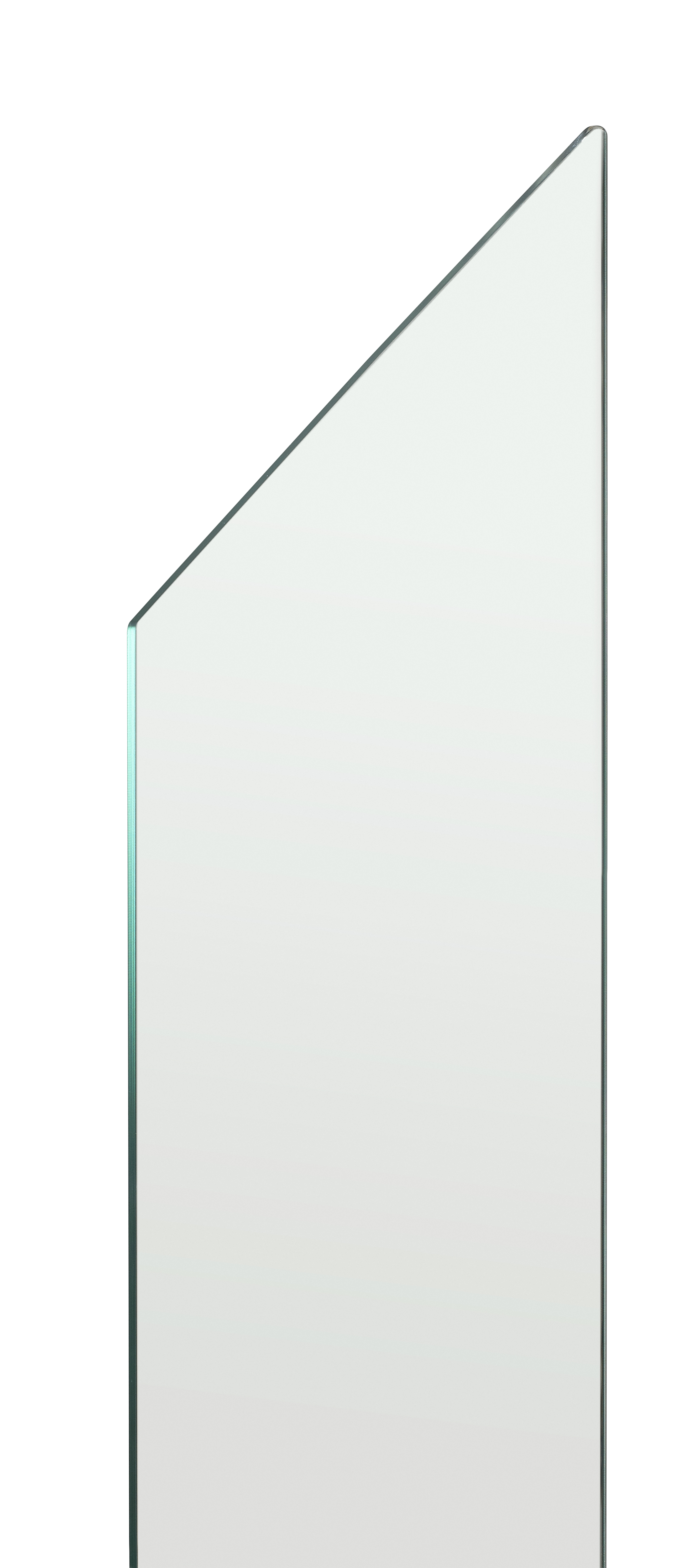1 Immix Rake Glass Panel