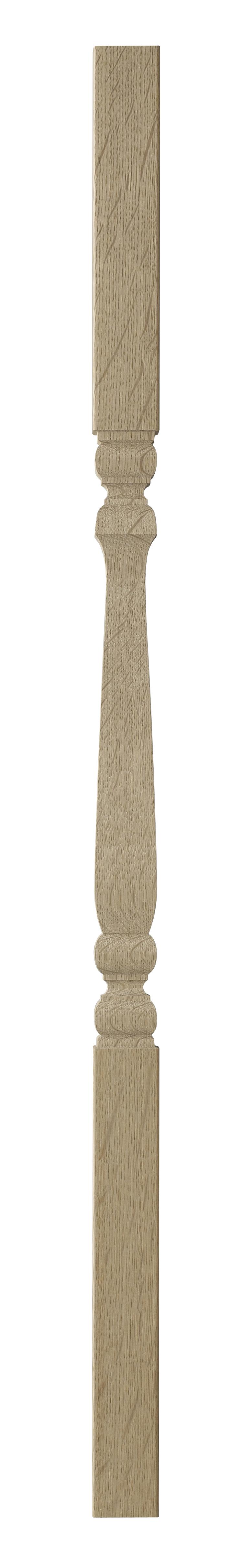 1 Oak Provincial Spindle 900 41