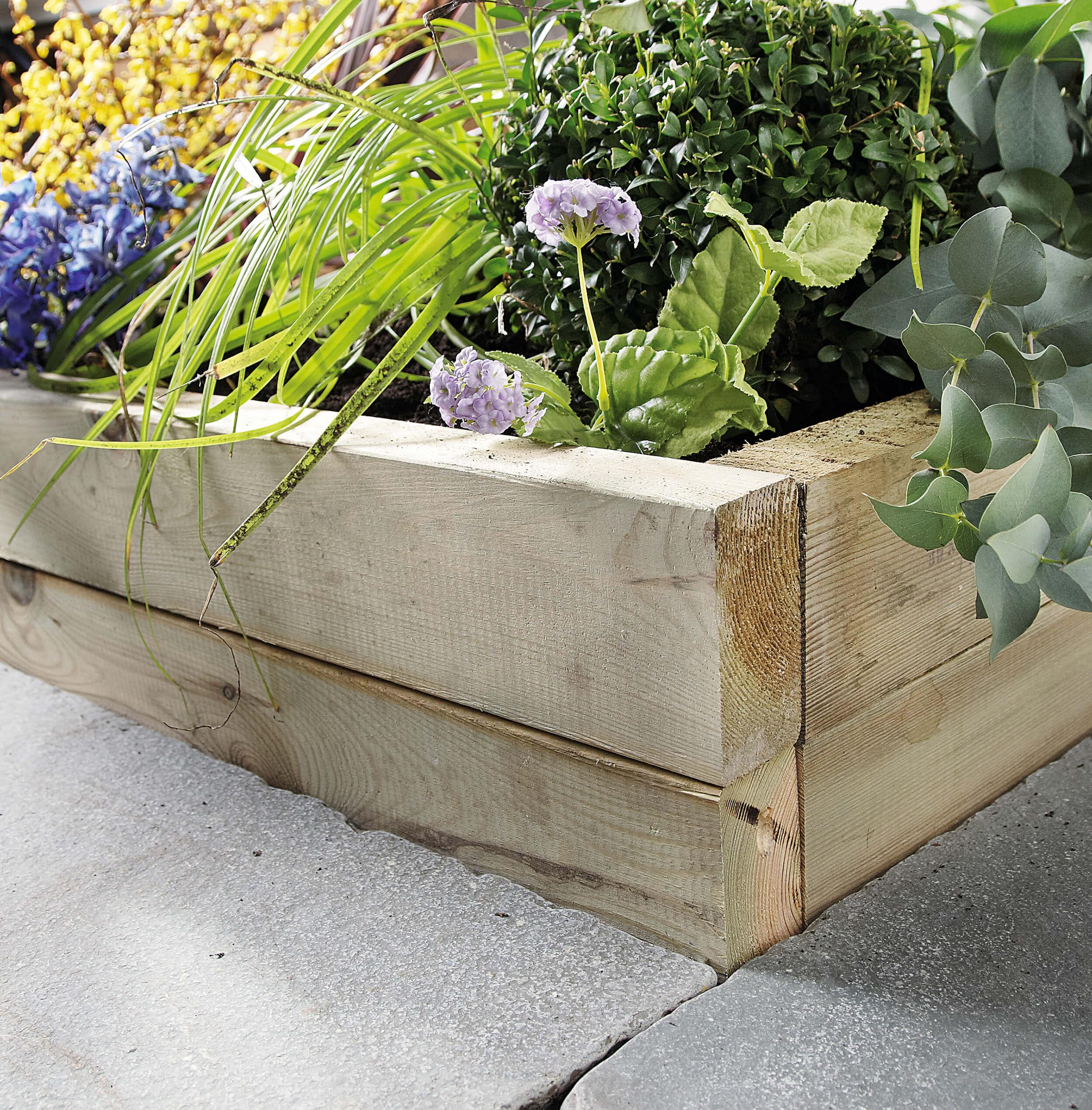 DIY Timber