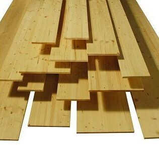 Solid Pine Panel Craft Board 18 x 200 x 900mm